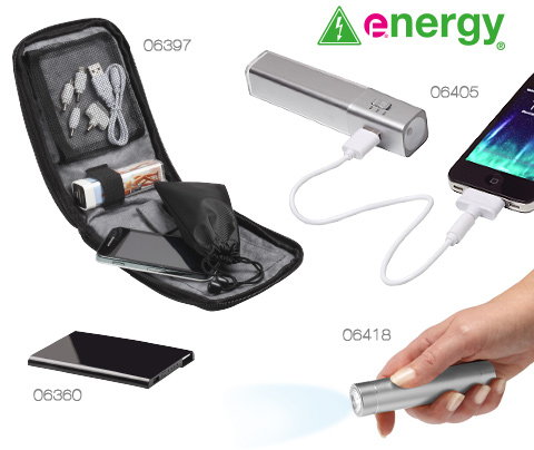 USB Energy to go